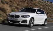 BMW Série 1 restylée : un vrai facelift !