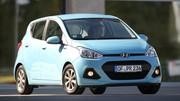 Essai Hyundai i10 1.2 87 ch BVA Pack Sensation : Outsider de taille
