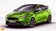 Future Ford Focus RS : c'est pour bientôt