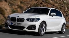 BMW 114d 2015 : Ticket d'entrée renouvelé