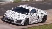 La nouvelle Audi R8 confirmée pour Genève