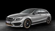 Prix Mercedes CLA Shooting Brake (2015) : à partir de 30 900 euros