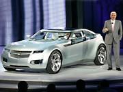 Chevrolet Volt Concept : Le thermique au service de l'électrique !