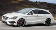Mercedes CLA Shooting Brake : prix allemand