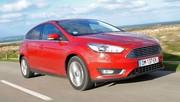 Essai Ford Focus 1.5 TDCi 120 (2015) : La bonne pointure