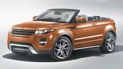Range Rover Evoque Cabriolet (2015) : prêt pour Genève