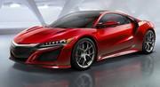 NSX, une supercar hybride chez Honda
