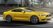 Ford Mustang 2015 : à partir de 35 000 euros en coupé en France
