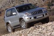Essai Toyota Land Cruiser 173 ch