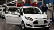 Production en hausse pour les Fiesta, Focus, C-MAX et Grand C-MAX