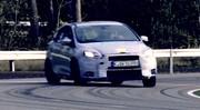 Ford Focus RS (2015) : première vidéo avant la révélation le 3 février