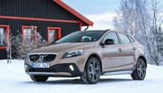 Volvo V40 Cross Country : le D4 190 ch à l'essai