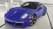 Une 911 GTS Club Coupe pour célébrer les 60 ans du Club Porsche USA