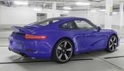 Porsche 911 GTS Club Coupé : 60 unités