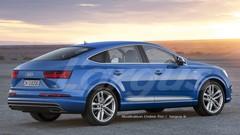 Audi Q8 (2020) : les X6 et GLE Coupé sont prévenus