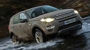 Essai Land Rover Discovery Sport SD4 190 ch Auto : Comme un poisson…
