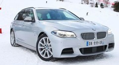 Essai BMW M550d xDrive Touring : sans limites !