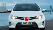 Toyota RND Concept : en fait c'est une Auris au nez rouge