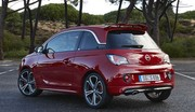 Essai Opel Adam S, polyvolante