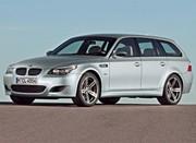 BMW M5 Touring : famille à grande vitesse