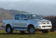 Essai Toyota Hilux 3.0 D-4D : Utilitaire ou loisirs ?