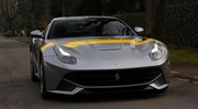 Ferrari F12berlinetta Tour de France 64 : exclusive