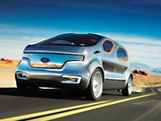 Ford Airstream Concept : Le Minivan du futur