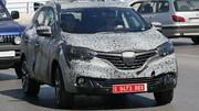 Le Qashqai de Renault s'appellera le Kadjar
