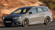 Essai Ford Focus ST 2015 : Elle existe aussi en Diesel !