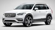Volvo : un XC90 plus luxueux à venir