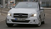 Mercedes Classe A : Déjà un facelift ?