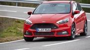 Essai Ford Focus ST : existe aussi en diesel