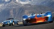Alpine Vision Gran Turismo : une alpine qui roule virtuellement pour les 60 ans de la marque