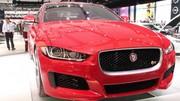 Et la plus belle voiture de l'année est…la Jaguar XE
