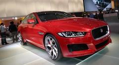La Jaguar XE élue plus belle voiture de l'année 2015