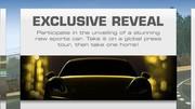 Porsche tease le Cayman GT4 via le jeu Real Racing 3