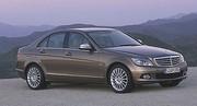 Mercedes Classe C : Née sous une bonne étoile