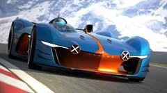 L'Alpine Vision Gran Turismo sera exposée au salon Rétromobile