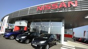 Nissan accroît ses ventes de 4,1% à 5,31 millions de véhicules