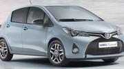 Toyota: une Yaris Cacharel très mode