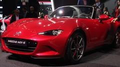 Mazda MX-5 : 165 ch au programme ?
