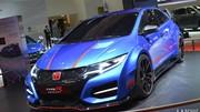 La Honda Civic Type R de série à Genève