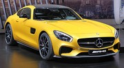 Mercedes AMG GT : plus belle supercar 2014