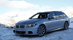 Essai BMW M550d Touring : Diesel Fiction