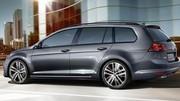 Volkswagen Golf GTD Variant : du coffre et du coffre