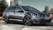 Volkswagen Golf GTD SW : Pour golfeurs pressés