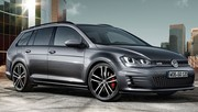 Volkswagen Golf GTD Variant, break à la puissance Diesel