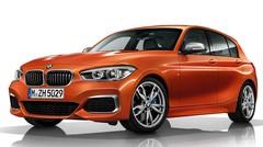 BMW M135i restylée : la voilà en clair