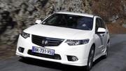 Honda Accord : arrêt de la commercialisation en Europe