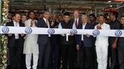 Volkswagen ouvre sa première usine indienne destinée à produire des moteurs